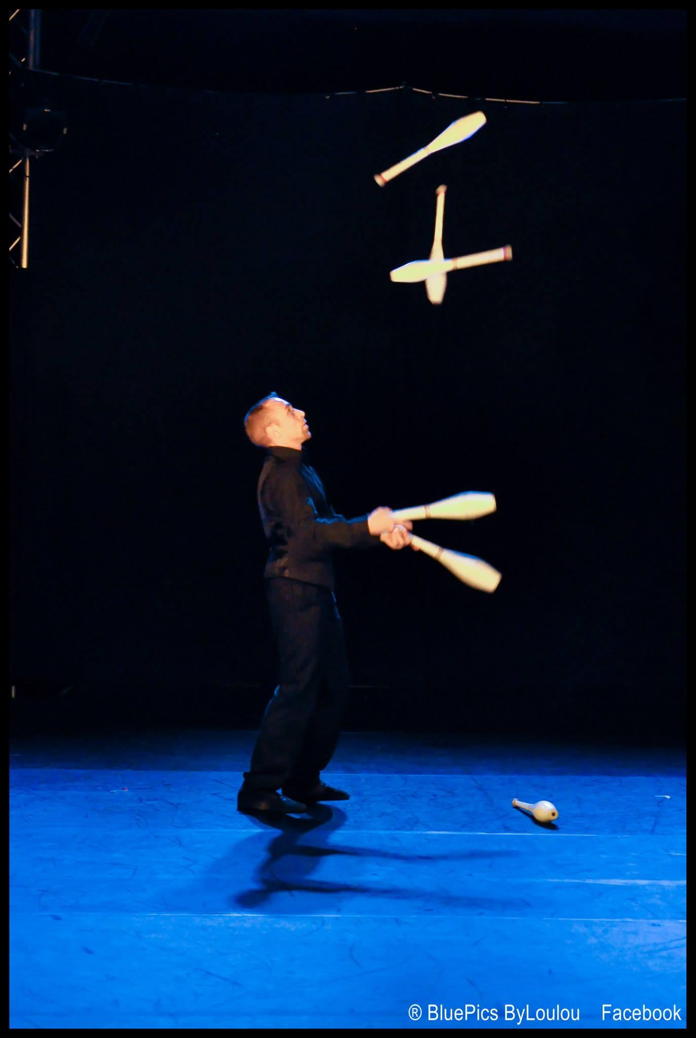 Recontre du cirque Bourge Brezze<br/>Blue Pics ByLouLou<br/>Mur-Inn